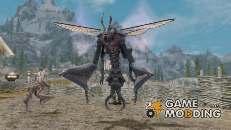 Summon Chaurus Hunters Mounts and Followers for TES V Skyrim