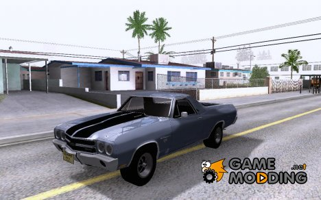 Chevrolet El Camino SS 454 for GTA San Andreas