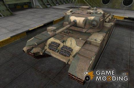 Шкурка для Centurion для World of Tanks