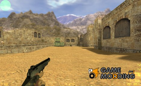 APS Stechkin (righthand) [Recolor] for Counter-Strike 1.6