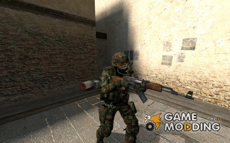 Special Forces CT для Counter-Strike Source