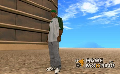 White Sneakers for GTA San Andreas