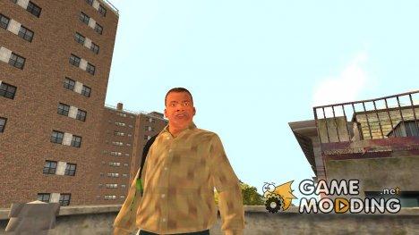 Франклин из GTA 5 для GTA 4