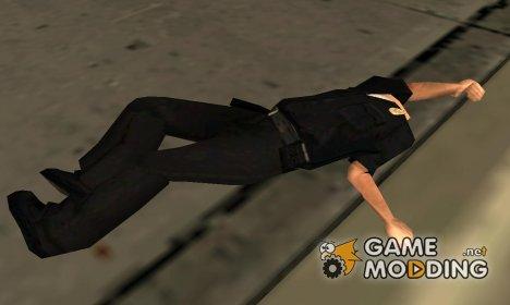 Последняя версия Ragdoll mod от Vladion Prorock for GTA San Andreas