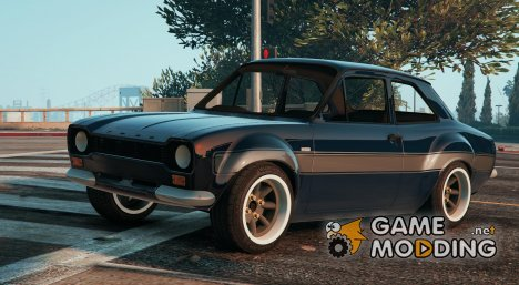 Ford Escort MK1 for GTA 5