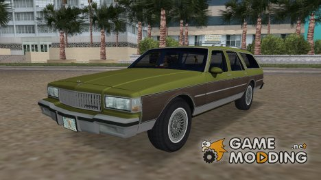 1989 Chevrolet Caprice Station Wagon for GTA Vice City