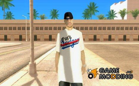 New Latino for GTA San Andreas