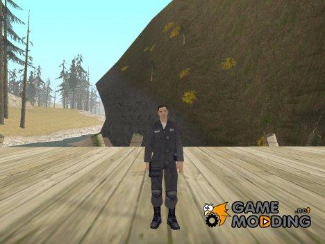 Otto Hagen for GTA San Andreas