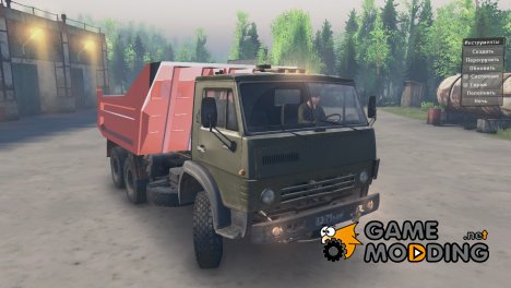 КамАЗ 53212s for Spintires 2014