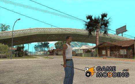 Новая клюшка for GTA San Andreas