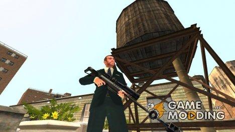 Barrett M95 for GTA 4