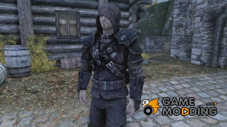 Unenchanted Craftable Thieves Guild Armor for TES V Skyrim