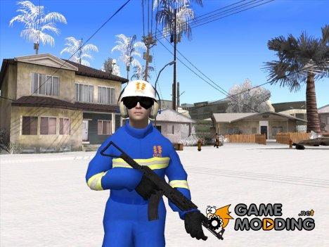 New wmycon for GTA San Andreas