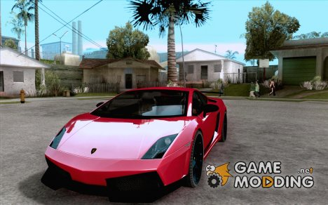 Lamborghini Gallardo LP570 Superleggera для GTA San Andreas
