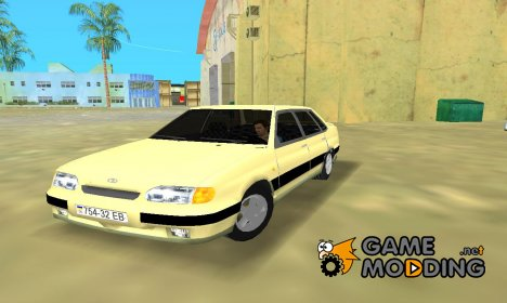 ВАЗ 2115 Самара II for GTA Vice City