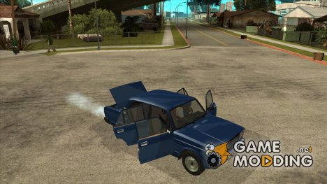 Комфортная игра for GTA San Andreas