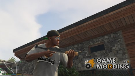 Max Payne 3 M590 1.0 for GTA 5