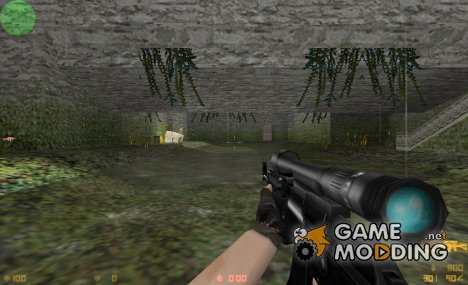 Ak47 Hackage для Counter-Strike 1.6