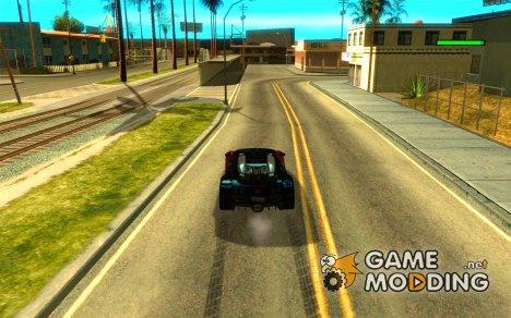 Carhealth - индикатор повреждений for GTA San Andreas