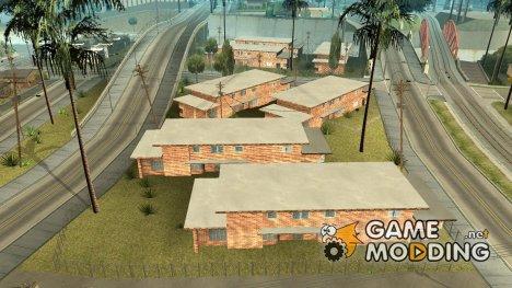 Новый наркопритон for GTA San Andreas