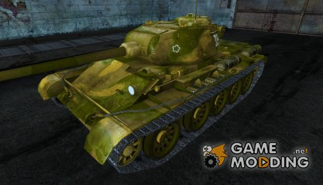 T-44 10 for World of Tanks