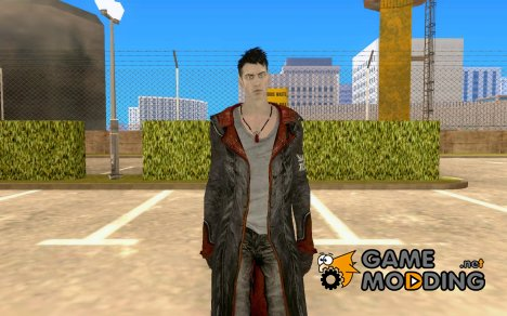 Dante из Devil May Cry for GTA San Andreas