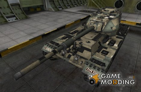 Шкурка для FV215b для World of Tanks