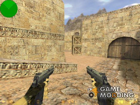 Dual USP for Counter-Strike 1.6
