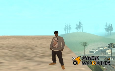 RegularBlackGuy для GTA San Andreas