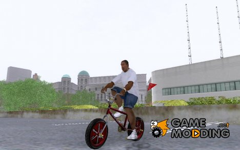 WideWheel-BMX 1 for GTA San Andreas