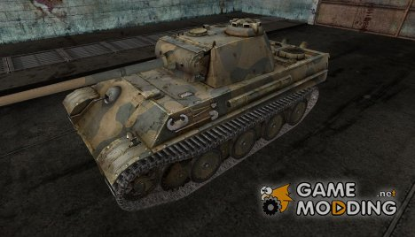 PzKpfw V Panther 06 for World of Tanks