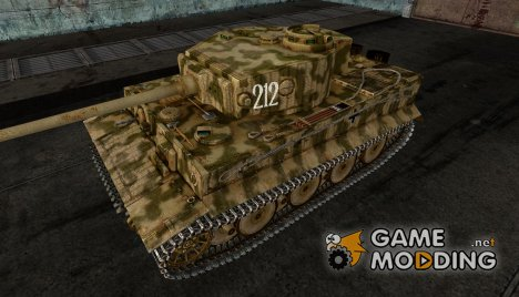 PzKpfw VI Tiger 2 for World of Tanks
