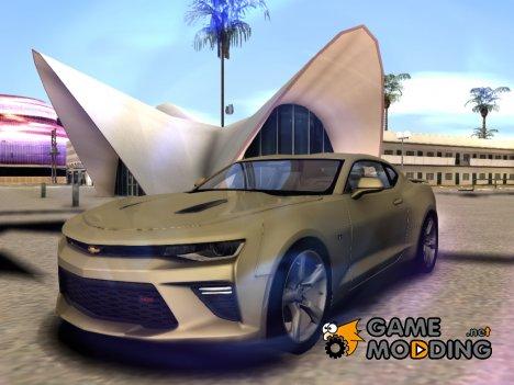 Chevrolet Camaro SS 2016 для GTA San Andreas
