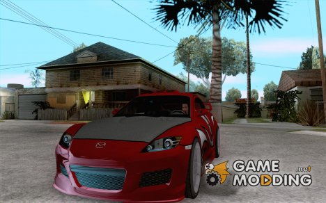 Mazda RX-8 Speed for GTA San Andreas