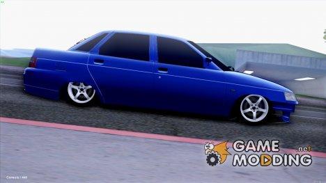 Ваз 2110 БПАN_Кемерово для GTA San Andreas