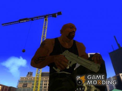 Desert Eagle (Max Payne 3) for GTA San Andreas