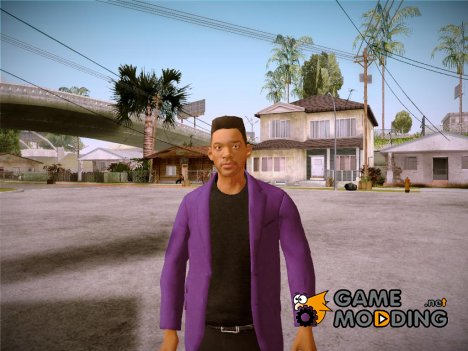 Will Smith Fresh Prince Of Bel Air v2 for GTA San Andreas