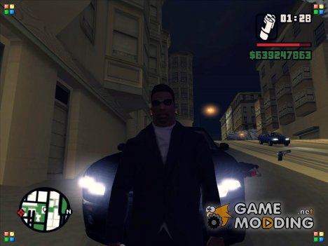 Hight Xenon Mod for GTA San Andreas