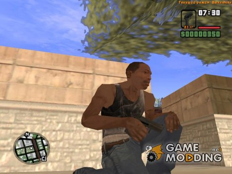 Kolt из Counter-Strike Global Offensive для GTA San Andreas