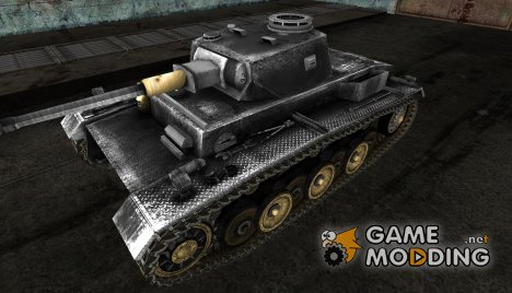 Шкурка для VK3001H for World of Tanks