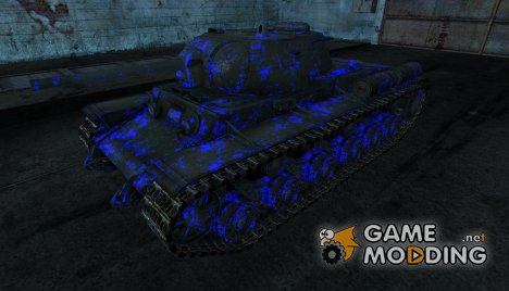 Шкурка для КВ-1С for World of Tanks