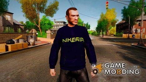 "Свитер ""NikeAir"" for GTA 4"