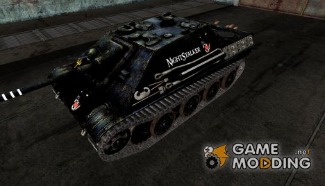 Шкурка для Jagdpanther Night Stalker for World of Tanks
