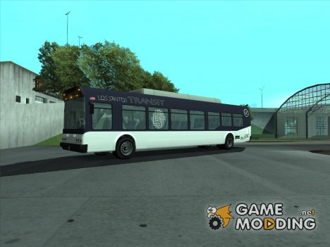 GTA V Transit Bus for GTA San Andreas