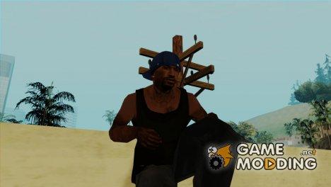 Бандит из Crips 3 for GTA San Andreas