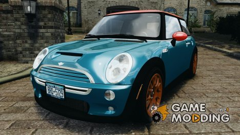 Mini Cooper S v1.3 for GTA 4