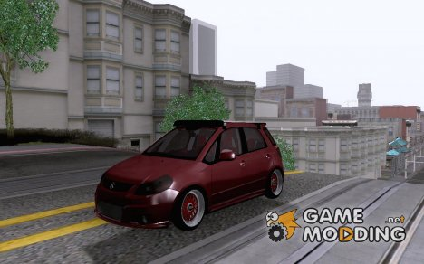 Suzuki SX4 Stance for GTA San Andreas