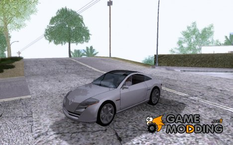 Renault Fluence Concept for GTA San Andreas