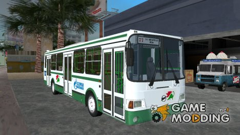 ЛиАЗ 5256.57 for GTA Vice City
