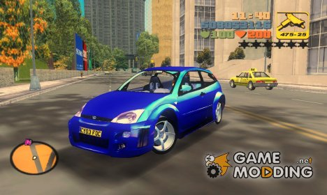 Ford Focus for GTA 3